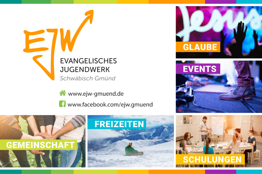 Evangelisches Jugendwerk Bezirk Schwäbisch Gmünd